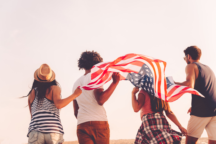 Immersion helps you learn about American culture
