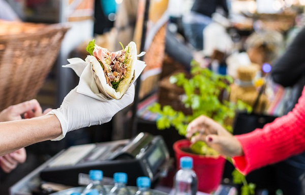 Food festivals let you try delicious local food