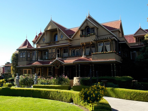 The Winchester Mystery House is a unique place